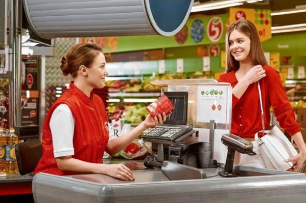 как научиться работать на кассе в магазине пятерочке