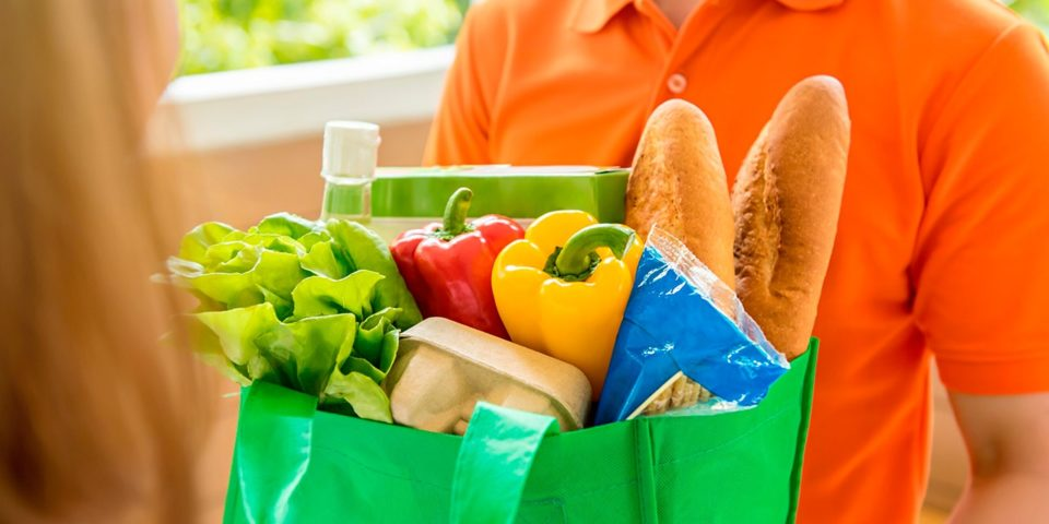 как заказать доставку продуктов из пятерочки на дом